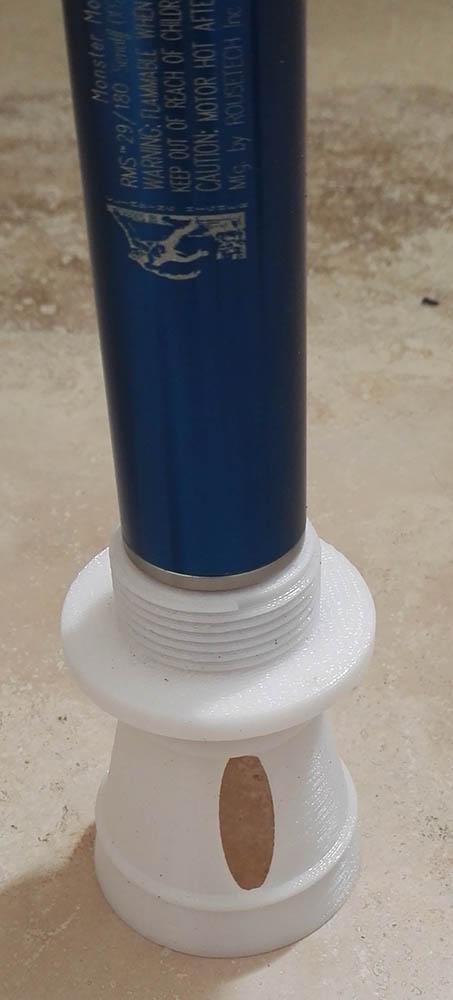 SpaceB -ArrowX1 pour le futur L1 Tuy%C3%A8re-SpaceB-Blue-Arrow-casing1