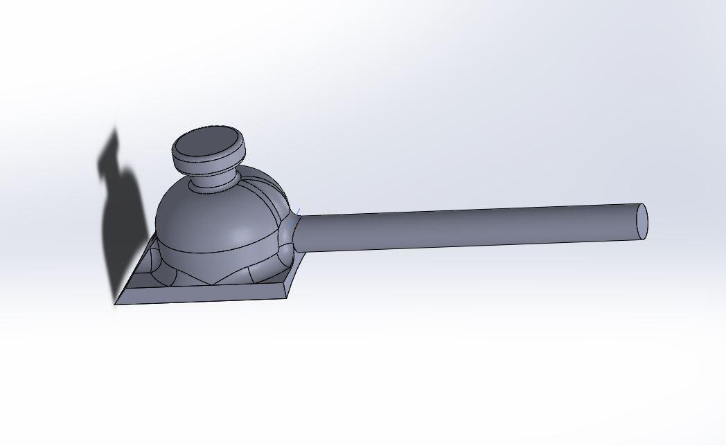 SpaceB -ArrowX1 pour le futur L1 Guide-rail
